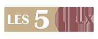Les 5 lieux Logo